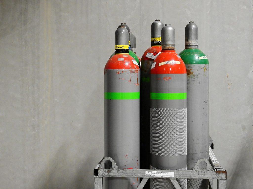 gázpalack eladó